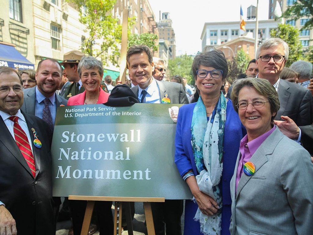 Stonewall National Monument Dedication June 27 2016
